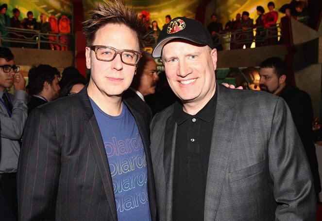 【 監督の可能性あり 】ジェームズガン DCへ転職!スーサイド・スクワッド新作の脚本担当に決定!