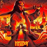 「 ヘルボーイ(Hellboy)」リブート版が公開、女王ムニエ役はミラ・ジョボヴィッチ