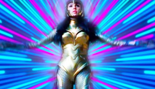 【 DCEU 】映画「 ワンダーウーマン1984 」予告編が公開される、ダイアナ・プリンスのゴールデンアーマーに注目せよ