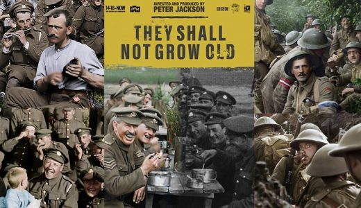 「 彼らは生きていた 」考察レビュー、戦争世代を知らない僕たちは過去から歴史を学ぶべき