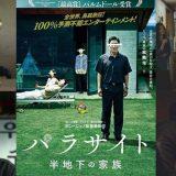 【 韓国映画 】「 パラサイト 半地下の家族 」ネタバレ解説あり、カンヌ国際映画祭で韓国映画初のパルム・ドールを受賞した作品(おすすめ)