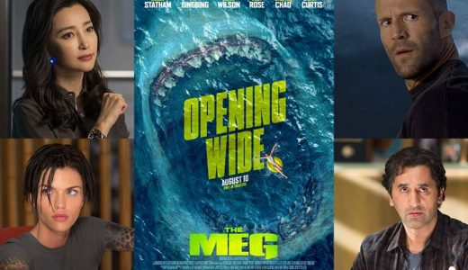 サメ映画「 MEG ザ・モンスター 」考察レビュー、いくらなんでも駄作すぎだろ