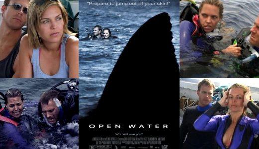 サメ映画「 オープン・ウォーター 」考察レビュー、ダイバーが海に取り残されるお話