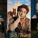 映画「 ドクター・ドリトル 」ネタバレあり解説、藤原啓治氏に感謝と追悼の意を表します