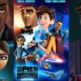 Disney+ (ディズニープラス) 映画「 スパイinデンジャー 」ネタバレ感想レビュー、声優のウィル・スミスとトム・ホランドに注目