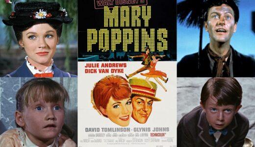 【 ディズニープラス 】「 メリー・ポピンズ 」考察レビュー、「 ウォルトディズニーの約束 」とセットで見るべし