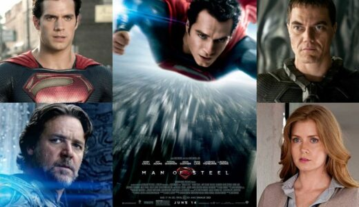 【 DCEUシリーズ 】「 マン・オブ・スティール 」考察レビュー、スーパーマン誕生秘話が明かされる