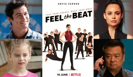 【 Netflix おすすめ 】「 フィール・ザ・ビート 」考察レビュー、ソフィア・カーソンの今後に注目したい