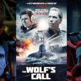 フランス映画「 ウルフズ・コール 」考察レビュー、潜水艦で展開されるヒューマンドラマである