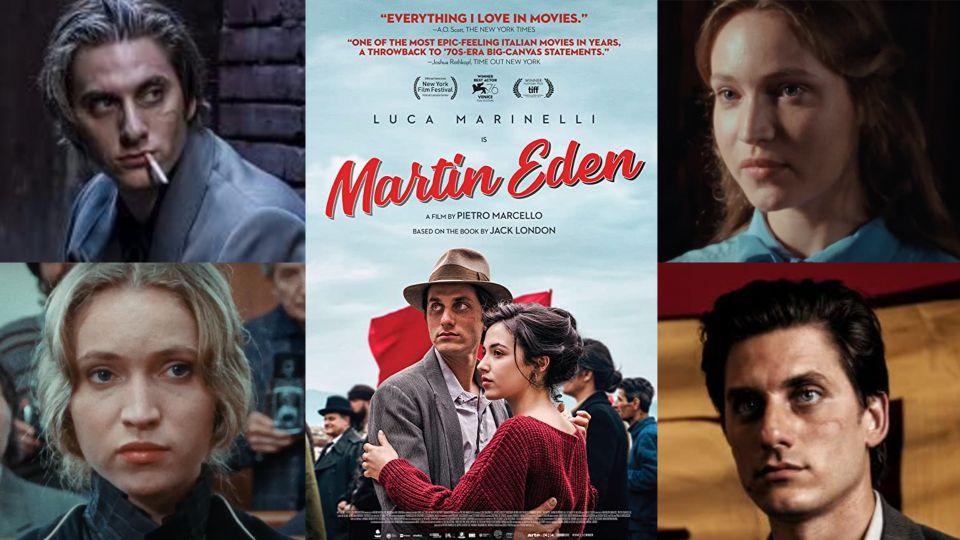 マーティン・エデン 」考察レビュー、上流階級令嬢エレナと船乗り ...
