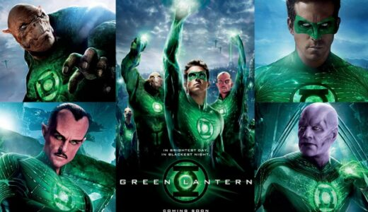 DC映画「 グリーン・ランタン  」考察レビュー、これは駄作なのか?
