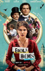 エノーラ・ホームズの事件簿