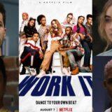 【 ネットフリックス 】映画「 Work It ~輝けわたし!~  」ネタバレあり解説、ダンスに始まりダンスに終わるお話