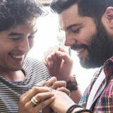 イタリア映画「 天空の結婚式 」感想・考察レビュー、息子が連れてきた「 婚約者 」は男だった(同性婚のお話)