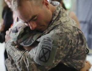父、兵士、その息子