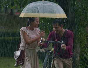 恋は降りしきる雨のよう