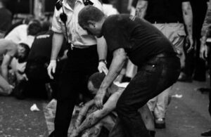 ロンドン釘爆弾事件