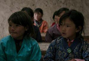 ©ブータン 山の教室