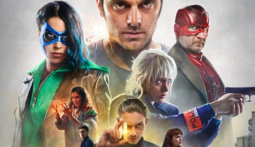 【 Netflix おすすめ 】「 スーパーヒーローへの道 」考察レビュー